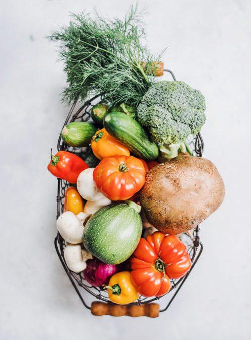 Klimaschutz auf unseren Tellern