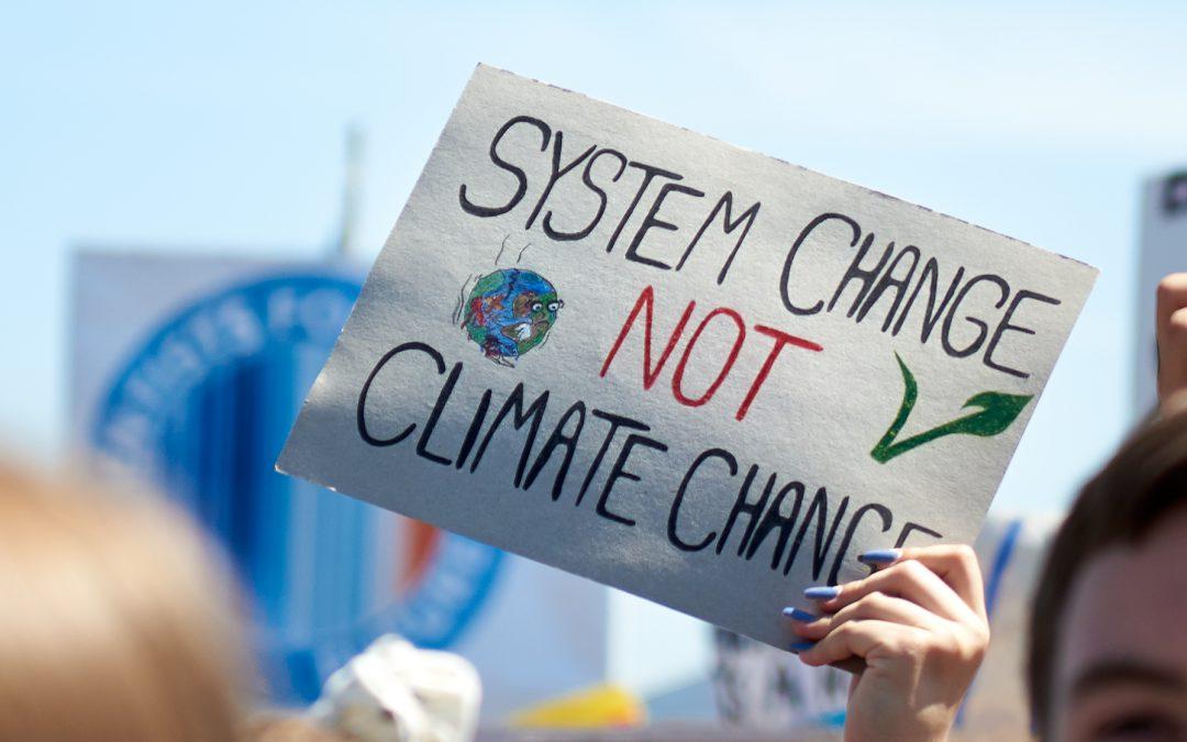 """""""Netzstreik fürs Klima"""" – Wir sind dabei!"""