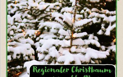 7. Türchen:  Regionaler Christbaum aus  nachhaltiger Forstwirtschaft