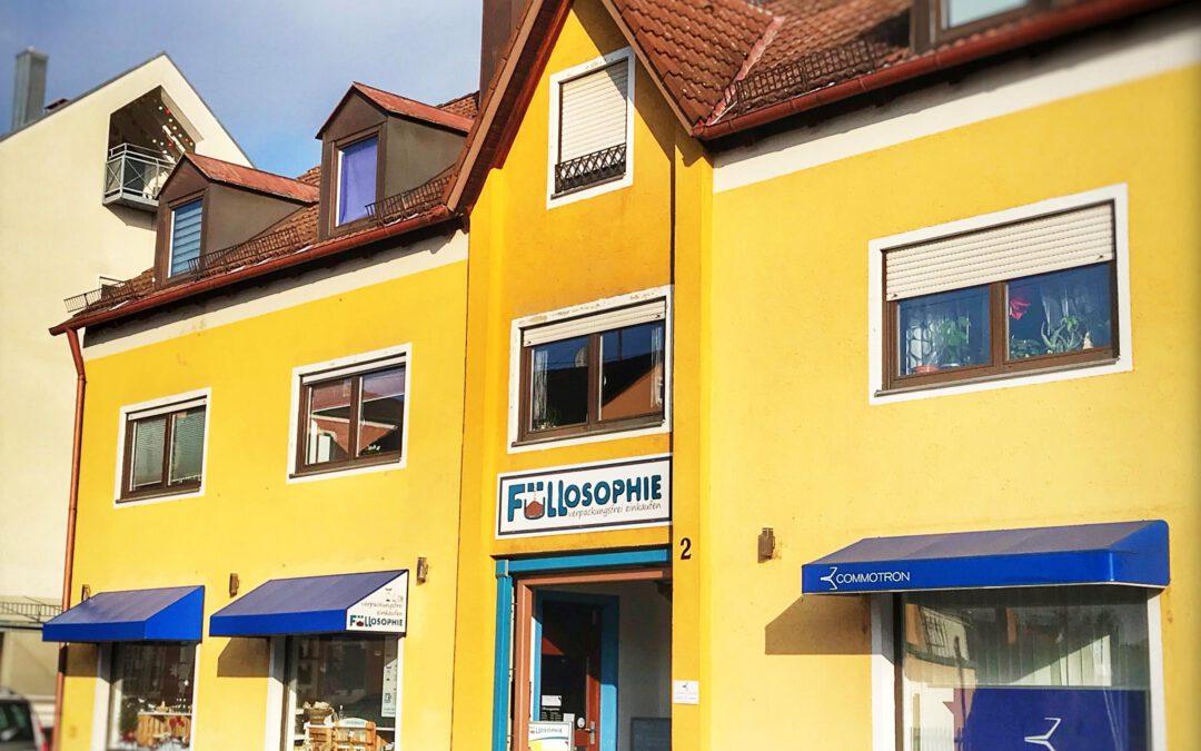 Unverpackt einkaufen in Fürstenfeldbruck