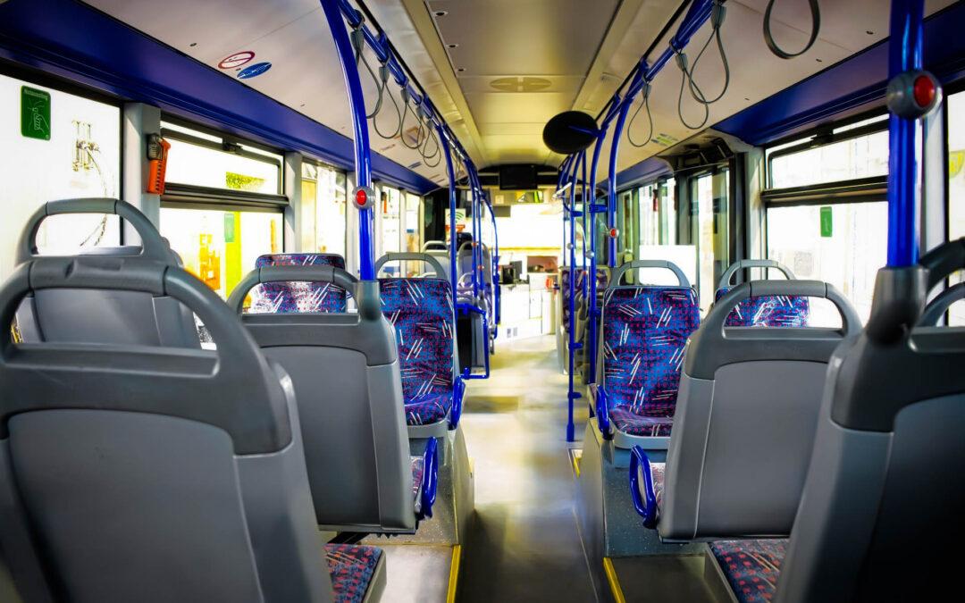 Steigen Sie ein in den Bus – für eine klimafreundliche Region!